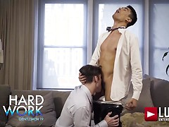 Devin Franco And Lee Santino Flip-fuck In Suits, Added: 2017-05-18, Duration: 0:27