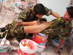 Horny Asian Soldiers, Added: 2012-05-24, Duration: 1:03