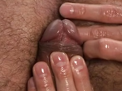 Handsome stud wanking off his dick, Added: 2013-10-27, Duration: 2:17