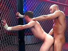 Sean Zevran's Big Muscles and Cock Dominate Opponent, Added: 2019-03-20, Duration: 8:00