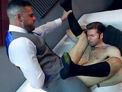 PRIVATE EYES. Starring DARIO BECK & GABRIEL LUNNA, Added: 2019-01-29, Duration: 0:59